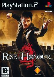 خرید بازی Jet Li Rise to Honor برای پلی استیشن 2