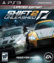 خرید بازی Need For Speed Shift 2 Unleashed برای PS3