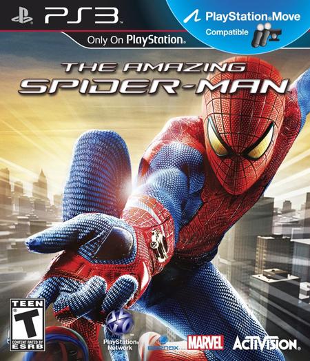 خرید بازی The Amazing Spider-Man 2 برای PS3