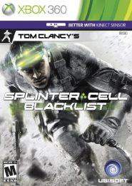 خرید بازیSplinter Cell Blacklist برای XBOX 360