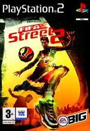 خرید بازی FIFA Street 2 فیفا استریت 2 برای PS2